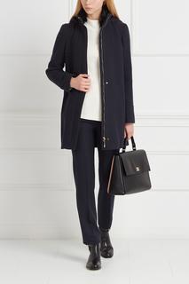 Шерстяное пальто Cenida Hugo Boss