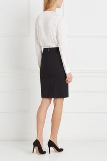 Шелковая блузка Binika Hugo Boss