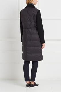 Шерстяное пальто Polea Hugo Boss