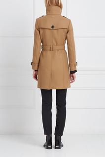 Шерстяное пальто Burberry