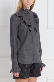 Шерстяная блузка Stella Mc Cartney