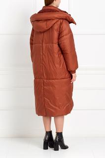 Однотонное пальто Stella Mc Cartney