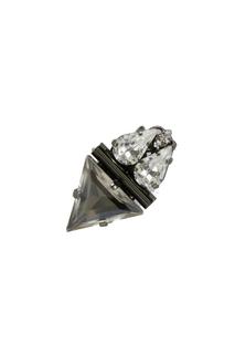 Брошь с кристаллами Anton Heunis