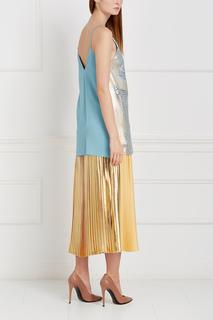 Плиссированная юбка Stella Mc Cartney