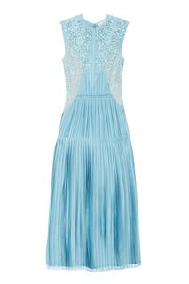 Платье с кружевом Stella Mc Cartney