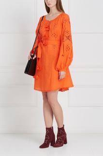 Платье из льна LINEN GARDENS Vita Kin
