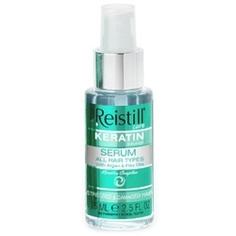 REISTILL Сыворотка с кератином для восстановления и увлажнения волос 75 мл