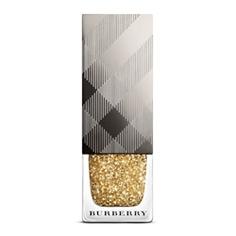 BURBERRY Лак для ногтей Подиумная коллекция макияжа GOLD GLITTER