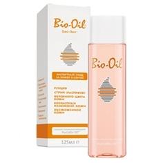 BIO-OIL Масло косметическое от шрамов, растяжек, неровного тона кожи 125 мл