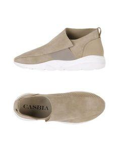Высокие кеды и кроссовки Casbia