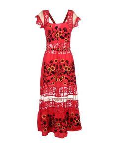 Платье длиной 3/4 FOR Love & Lemons