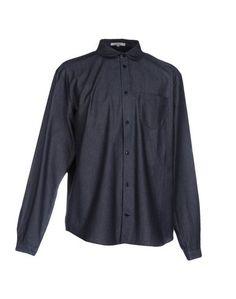 Джинсовая рубашка Carven
