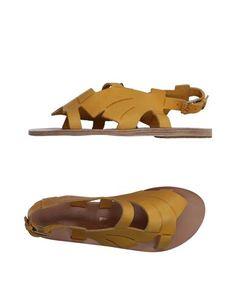 Сандалии Ancient Greek Sandals X Carven
