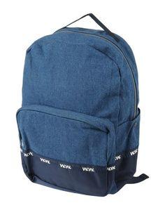 Рюкзаки и сумки на пояс Woodwood