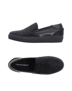 Низкие кеды и кроссовки Francesco Milano