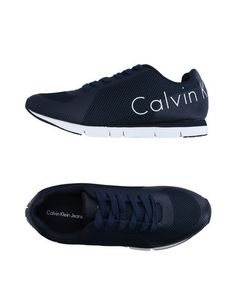 Низкие кеды и кроссовки Calvin Klein Jeans