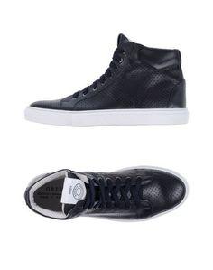Высокие кеды и кроссовки Grey Daniele Alessandrini