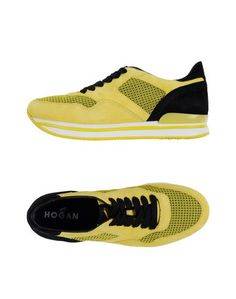 Низкие кеды и кроссовки Hogan