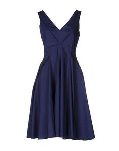 Платье до колена Blue E. BY LES Copains