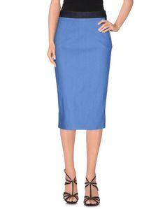 Джинсовая юбка Pt01