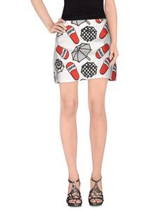 Мини-юбка White*