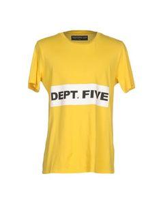 Футболка Department 5