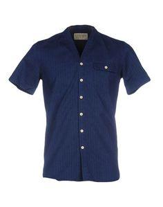 Джинсовая рубашка Itineris