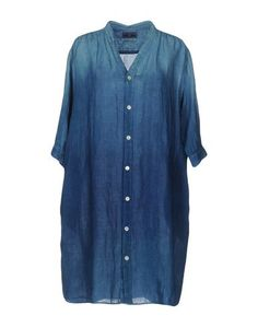 Короткое платье Blue Blue Japan