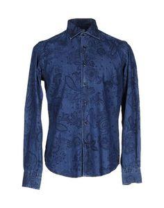 Джинсовая рубашка Altemflower
