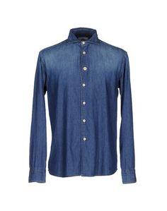 Джинсовая рубашка Fradi