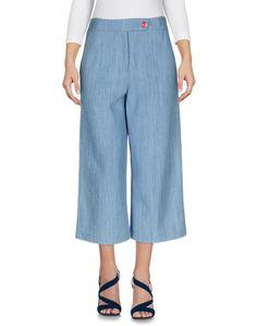 Джинсовые брюки-капри Swish•J