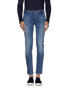 Джинсовые брюки NO LAB
