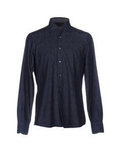 Джинсовая рубашка Primo Emporio