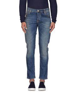 Джинсовые брюки DE Wallen