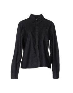 Джинсовая рубашка Woodwood