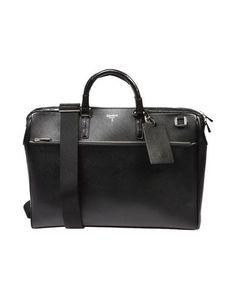 Деловые сумки Stefano Serapian