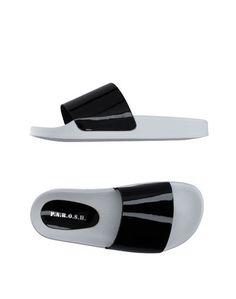 Домашние туфли P.A.R.O.S.H.