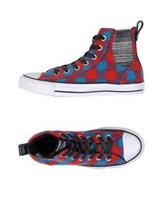Высокие кеды и кроссовки Woolrich X Converse ALL Star