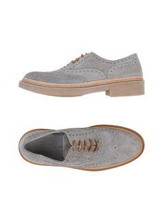 Обувь на шнурках Lardini