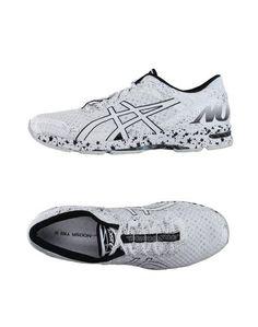 Низкие кеды и кроссовки Asics