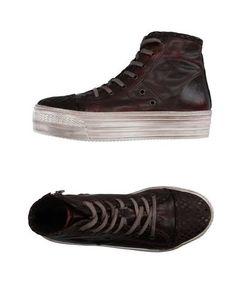 Высокие кеды и кроссовки Lestrosa