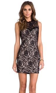 Эластичное платье abrianna в цветочных кружевах - Dolce Vita
