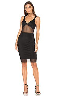 V back cami dress - Donna Mizani