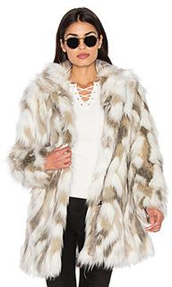 Пальто из искусственного меха frances - Dolce Vita
