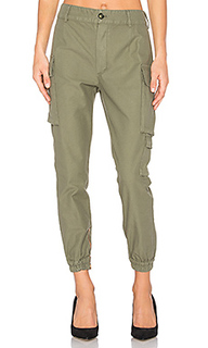 Military cargo pant - Etienne Marcel
