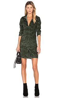 Button up mini dress - Etienne Marcel