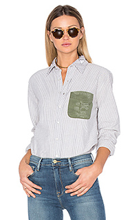 Рубашка с застёжкой на пуговицах axel - NSF