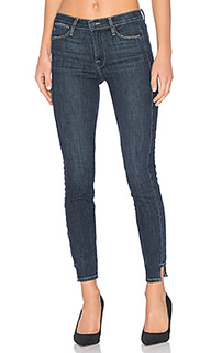 Le high skinny side step - FRAME Denim