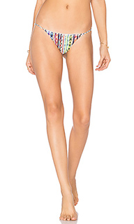 Wrapped cord pequeno bikini bottoms - ale by alessandra