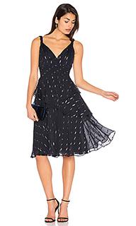 Платье с металлическим отливом - Rebecca Taylor